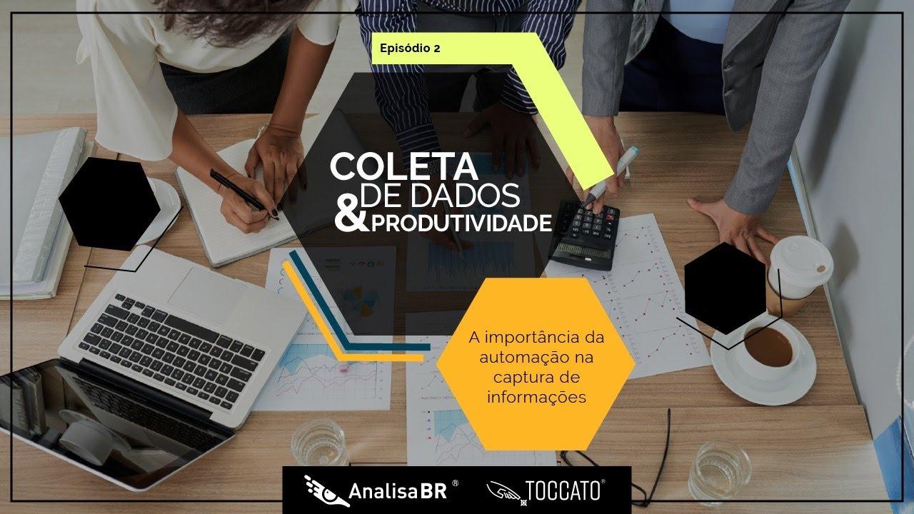 Workshop – Coleta de dados & Produtividade