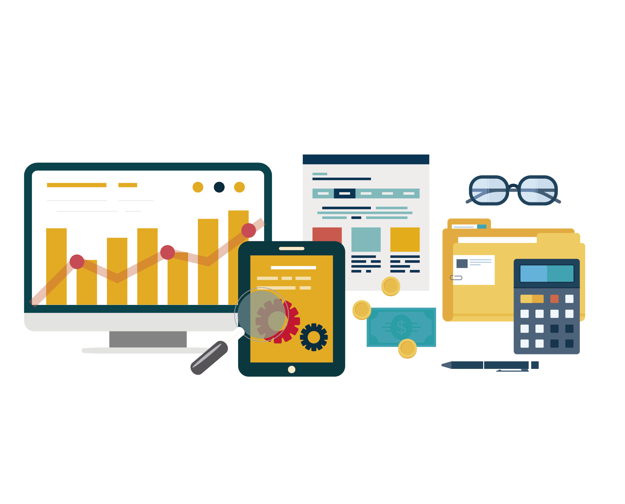 E-book: Guia completo: Análise de dados no planejamento estratégico